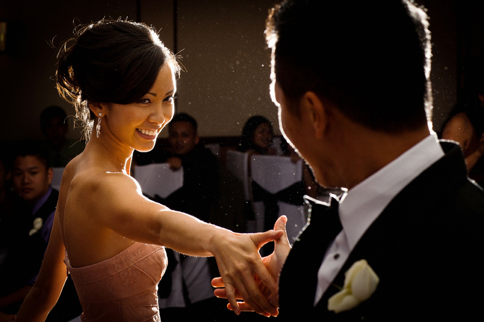 Chase Dance Wedding Dance Choreography - It's all about you.