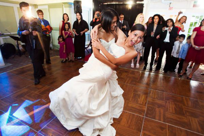 Love Is Love Wedding Dancing