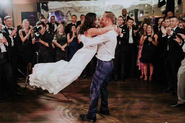 Wedding Dance Lessons Show Stopper