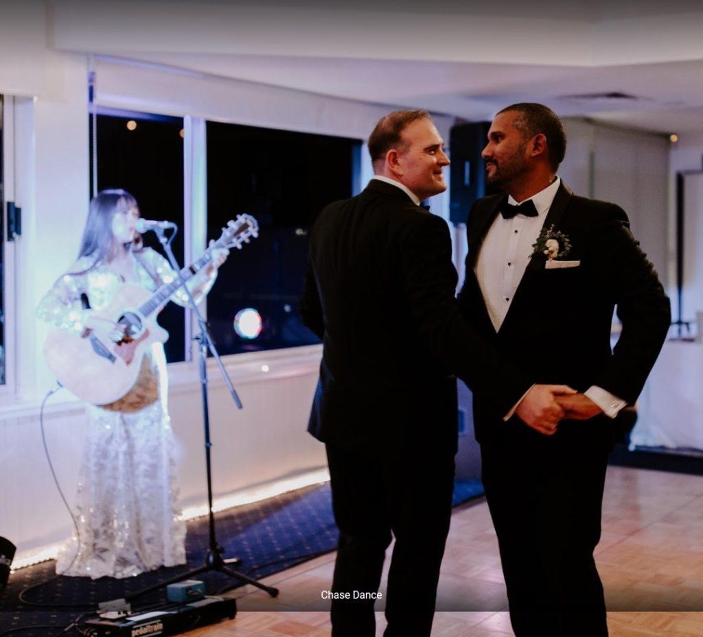 Love Is Love Wedding Dancing