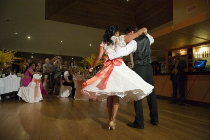 Wedding Spotlight - Chase Dance Wedding Dance Choreography